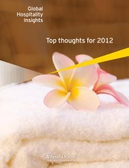 Top Thoughts for 2012 - Emerging Markets Center - Ernst & Young
