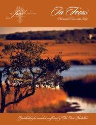 November/December 2009 - The Ford Plantation