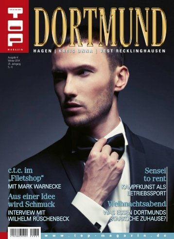2014-04 | Winter: TOP Magazin Dortmund