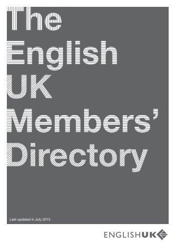T - English UK