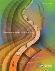 Progresos en el camino de la Prevención del viH - International ...