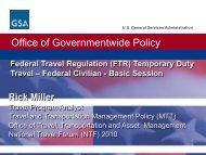 FTR - The Global Business Travel Association