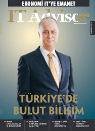 Ağustos 2012 Sayı 33 - IT Advisor