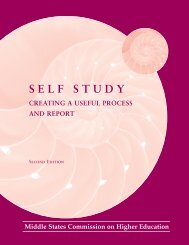 Self Study: Creating a Useful Process and Report