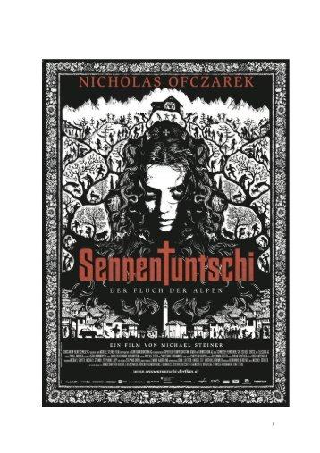 Presseheft SENNENTUNTSCHI - Austrianfilm
