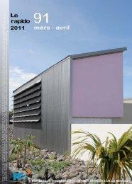 Rapido #91 - archi.re :: architectures à l'île de La Réunion