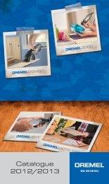 Catalogue 2012/2013 - Dremel