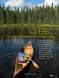 Quebec - Magazine Sports et Loisirs