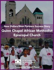 Quinn Chapel African Methodist Episcopal Church - Partners for ...
