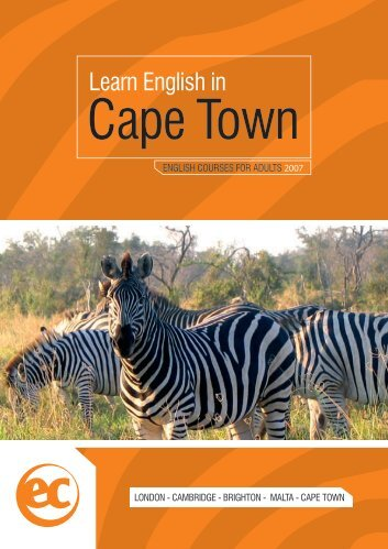 Cape Town - EC English