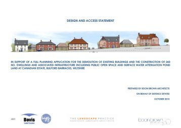 Design and Access Statement - Planning Applications