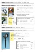 Gartenleuchten Luminaires de jardin - NOSERLIGHT AG ... - Seite 6