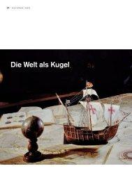 Die Welt als Kugel - Deutsches Museum