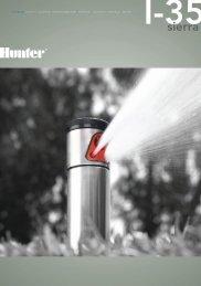 I-35sierra - Hunter Industries