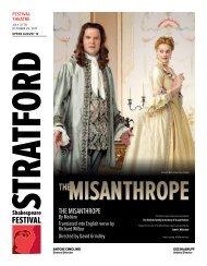 the misanthrope - Stratford Festival