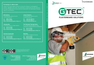 The Installation Handbook - Howarth Timber