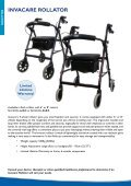 invacare walkers - Page 2