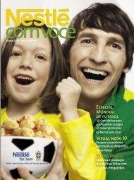 Revista Nestlé em PDF