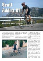 Scott Addict R1 - Cykel-Motion Danmark
