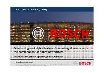 ICAT 2012 - Istanbul, Turkey