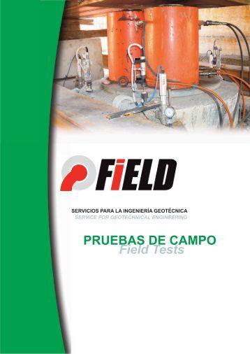 PRUEBAS DE CAMPO Field Tests - Hystrix