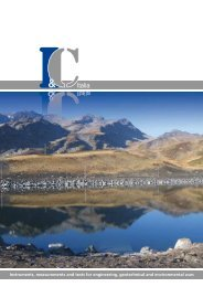 Instruments, measurements and tests for engineering ... - Hystrix
