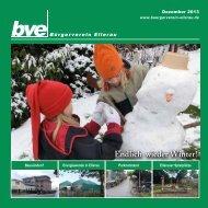 Endlich wieder Winter! - Bürgerverein Ellerau
