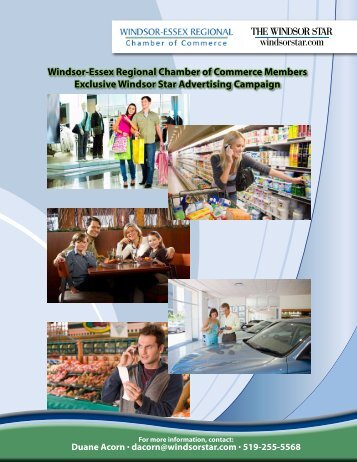 to view details - Windsor-Essex Regional Chamber of Commerce
