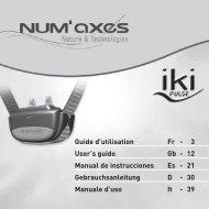 Guide d'utilisation - Num'Axes