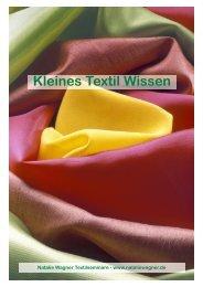 Kleines Textil Wissen
