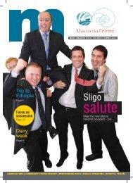 M Magazine Summer 2013 - Macra na Feirme
