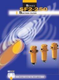 SF2 250 Pagine interne - MP Filtri