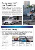 Sonderserien 2007 Attraktive Angebote zum Profitieren - Subaru - Seite 6