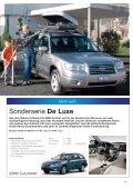Sonderserien 2007 Attraktive Angebote zum Profitieren - Subaru - Seite 7