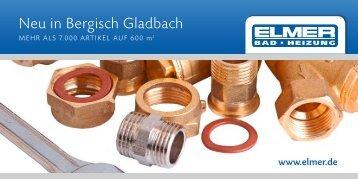 Neu in Bergisch Gladbach