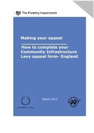 How to complete your Community Infrastructure ... - Planning Portal