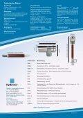 Digitaler Mikrowellen-Feuchtesensor für ... - Hydronix - Seite 4
