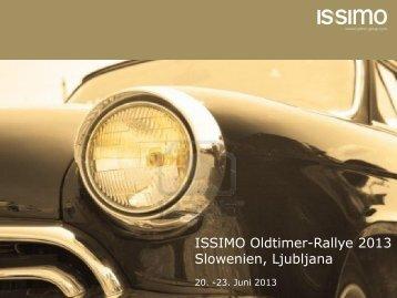 ISSIMO Oldtimer-Rallye 2013 Slowenien, Ljubljana - AMF Museum ...
