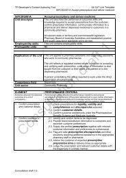 04 CAT Unit Template - Service Skills
