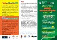 Brochure - Azienda USL Rieti