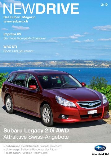 NEWDRIVE Nr. 02/10 - Subaru
