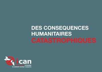 CATASTROPHIQUES - ICAN