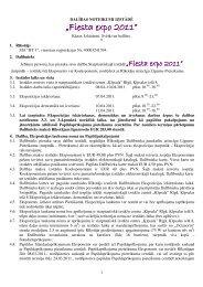 Dalības noteikumi - BT 1
