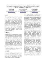açık kaynak kodlu veri madenciliği programları