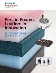 Ethafoam® Polyethylene Foam Brochure - Sealed Air Specialty ...