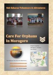 2010 - Volunteering In Africa
