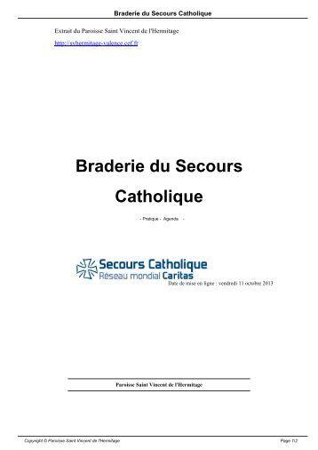 6 histoire de bournezeau et saint vincent puymaufrais en vend e - Secours catholique sete ...