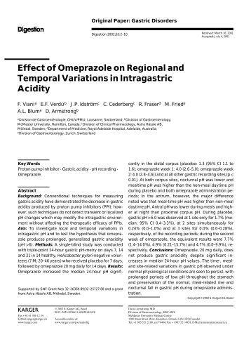 the effect of omeprazole and esomeprazole on maintenance dose phenprocoumon