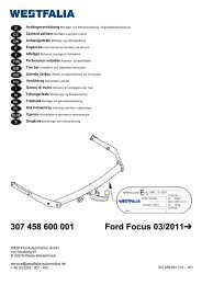 307 458 600 001 Ford Focus 03/2011 - kupp-west