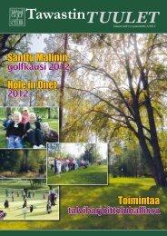 Tawastin TUULET 2 2012